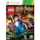 WII LEGO HARRY POTTER 5-7 Games
