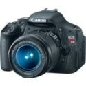 Canon EOS Rebel T3i 18-55mm IS II Kit Digital Cameras