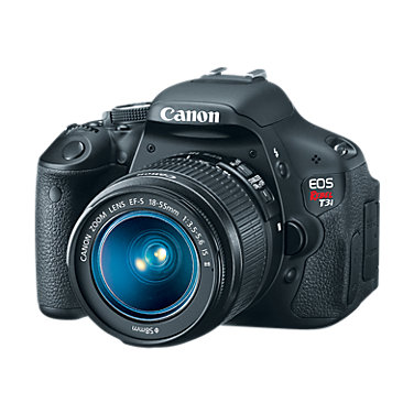 Canon EOS Rebel T3i 18-55mm IS II Kit
