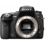 Sony DSLR-A580 Digital Cameras