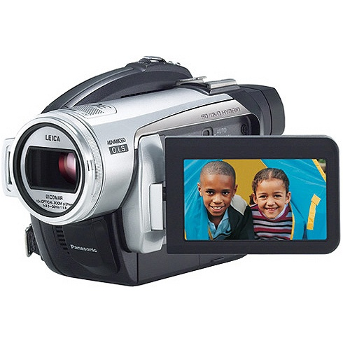 Panasonic HDC-SX5. DVD/SD Hybrid HD Digital Camcorder