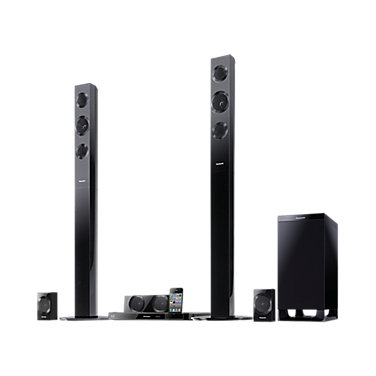 Panasonic SCBTT490 3D Blu-Ray Home Theater System