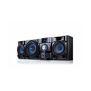 Sony MHC-EC909iP Mini hi-fi Music System with Singel CD Player, Two-way Bass reflex System