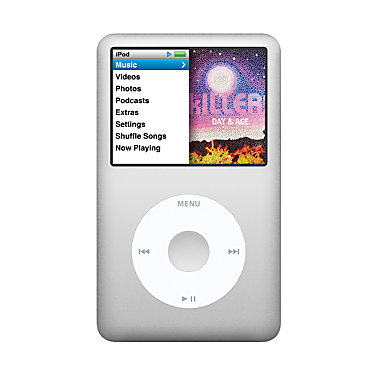 Apple 160GB iPod classic MC293LLA