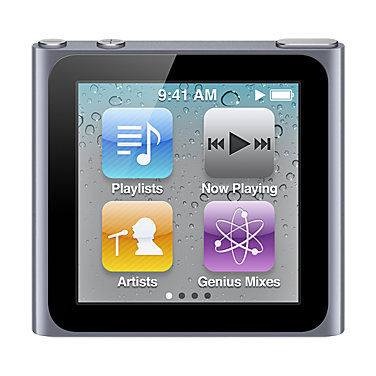 Apple 16GB iPod nano MC694LLA