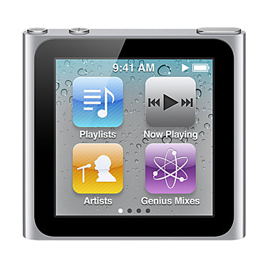 Apple 16GB iPod nano MC526LLA