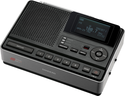 Clock AM/FM/CD Players,Vanns.com