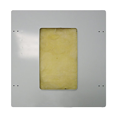 "Sonance Rectangle 6.5"" Fire Rated Back Can"