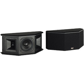 Klipsch 2 Way Black Synergy Series Surround Speaker   $100 Shipped