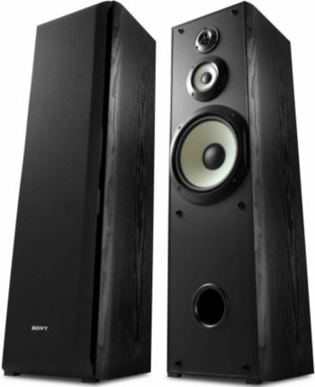 Sony SS F5000 3 Way Floor Standing Speaker   $100 Shipped