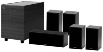 Jamo S 413 HCS 5 5.1 Channel Home Theater System   $200 + No S&H