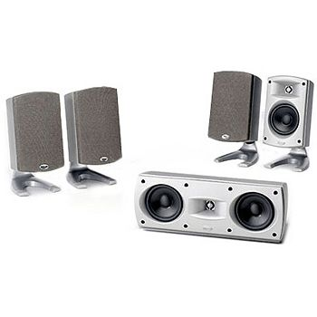 Vanns.com - Klipsch Quintet II 5-Pc Home Theater Speakers - $149.88