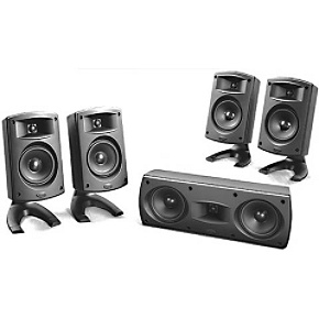 Klipsch Quintet II 5 Channel Speaker System   $250 Shipped