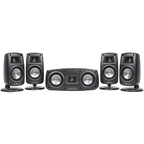 Klipsch Synergy Quintet III 5 channel Home Theater Speaker System   $250 Shipped