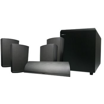 Vanns.com - Jamo A340PDD.3 5.1 Home Theater Speakers - $199.88