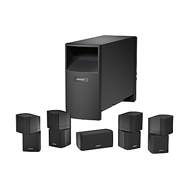 Bose Acoustimass 10 Series IV Black