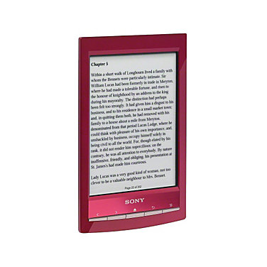 Sony PRS-T1RC EBOOK READER WIFI