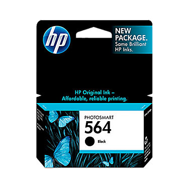 HP CB316WN 564 BLACK INK