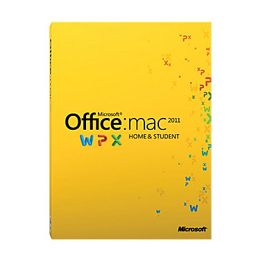 Microsoft Office for Mac 2011 Home and Student Edition