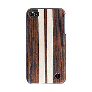 Trexta Snap on Wood Series iPhone4