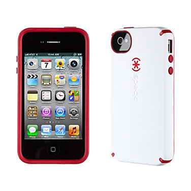 Speck CandyShell Satin case for iPhone 4