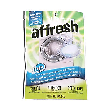Whirlpool AFFRESH Washer Cleaner