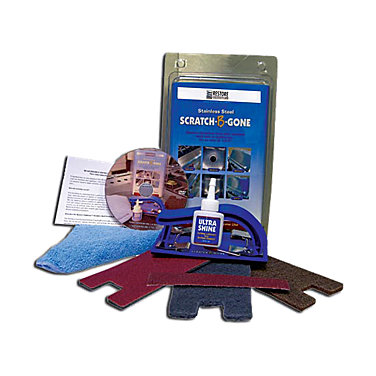 Scratch-B-Gone Scratch-B-Gone Stainless Steel Repair Kit