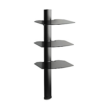 OmniMount TRIA Three Shelf Wall System