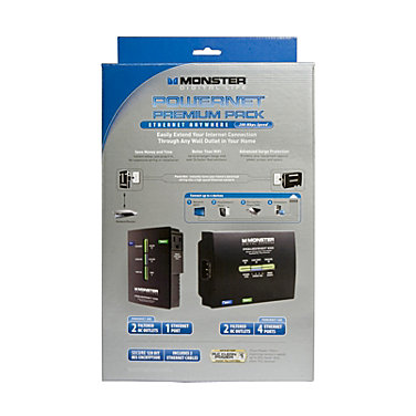 Monster Cable Powernet 300 with Clean Power