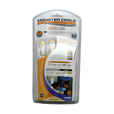 Monster Cable HSV100HDMI-4