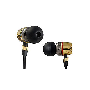Monster Cable Turbine Pro Audiophile In-Ear Speakers