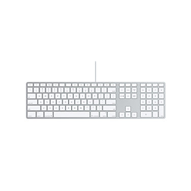 Apple MB110LL/A Wired Keyboard