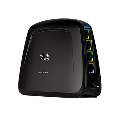 Linksys WES610N DUALBAND N BRIDGE
