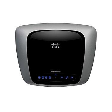 Wireless Gigabit Ethernet on Linksys E2000 2 4ghz Wireless N Router With Gigabit Ethernet Wireless