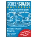 ScreenGuardz UNIVERSAL SCREEENGUARDZ 5 PACK Portable Audio
