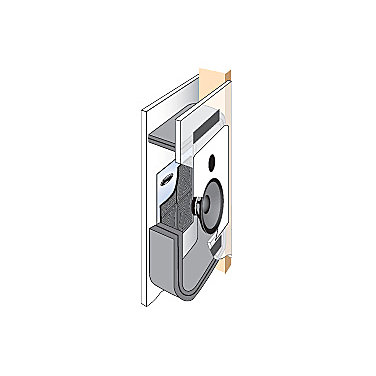Dynamat EN WALL ENCLOSURE