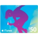 Apple iTunes Gift Card Portable Audio