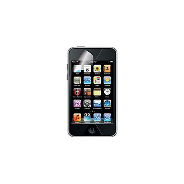 Scosche Clear screen 3-pack for iPod touch 4G
