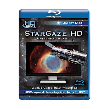 DVD International StarGaze HD: Universal Beauty Blu-ray