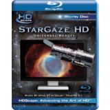 DVD International StarGaze HD: Universal Beauty Blu-ray DVD Players