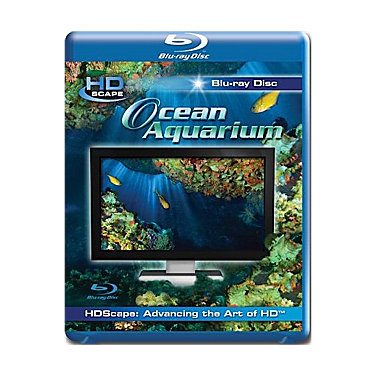 DVD International Ocean Aquarium: Papua New Guinea Blu-ray