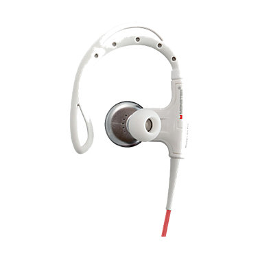 Monster Cable 129502 MH BTS IE LI WHT CT