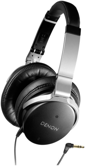 Denon Over-the-ear noise canceling headphones