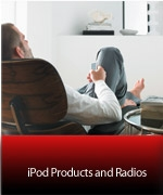 Boston Acoustics iPod products and radios