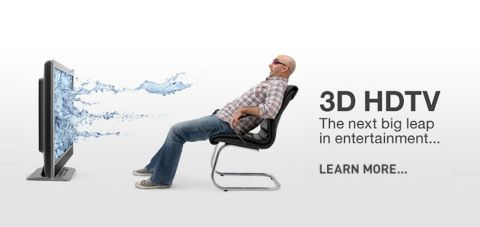 Learn More About 3D HDTV