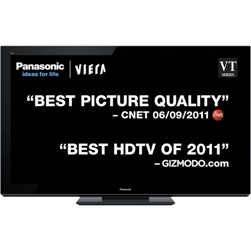 Panasonic TC-P55VT30
