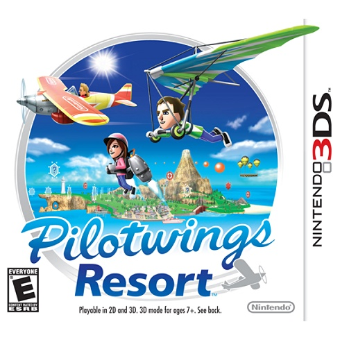 Nintendo Pilotwings Resort for 3DS