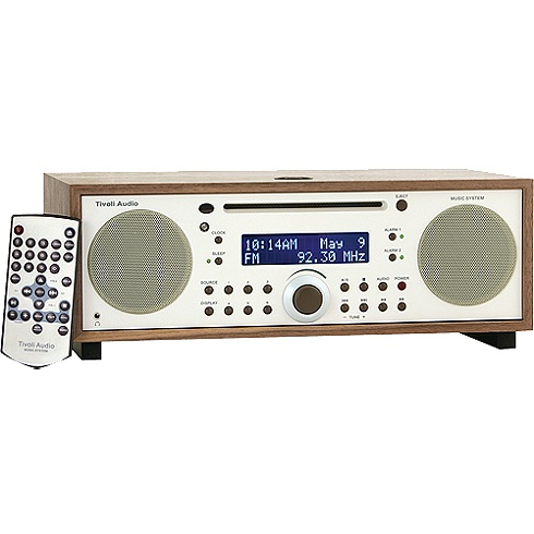 Tivoli Music System In Walnut
