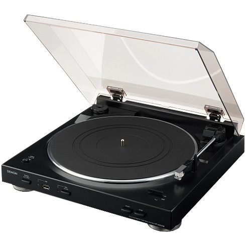 Denon DP200USB TURNTABLE W USB