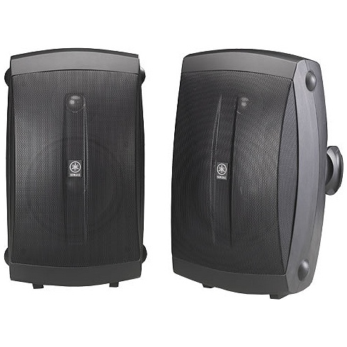 2-Way Indoor/Outdoor Speakers